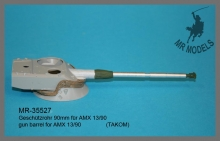 MR-35527   gun barrel for AMX 13/90      (TAKOM)