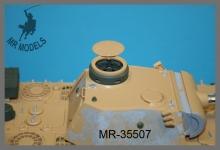 MR-35507 Rüstsatz Panther D & Pz.Bef.Wg Panther D Upgrade Panther D & Pz.Bef.Wg. Panther D command tank         (TAMIYA)