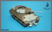 MR-35549  Gepäck und Ausrüstungsteile M10 Tank Destroyer   ( TAMIYA )