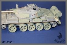 MR-35551   Laufrollen T-54 & T-55 Starfish Typ, frühe Ausführung   (TAKOM T-54 & T-55)