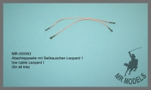 MR-35563  tow cable for Leopard I    (for all kits)