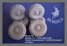 MR - 35196 TPZ 1 FUCHS Rädersatz altes Profil