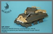 MR-35557  Gepäckset M4A3E8 Sherman US Army Europa 1944-45   (TAMIYA)