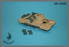 MR-35580  Valentine Mk.II/IV Gepäck und Zubehör     (TAMIYA)