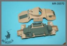 MR-35570 Rüstsatz u. Inneneinrichtung M35 ADGZ Spähwagen       (HOBBY BOSS)