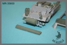 MR-35600   Rüstsatz und Gepäck Sd.Kfz.251 Ausf.A frühe Produktion           (ICM)