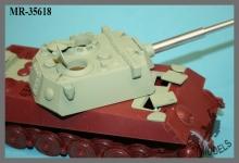 MR-35618 Kastenturm Tiger IIb                                                    ( MENG )