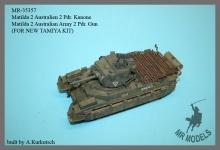 MR-35357 Update Matilda 2 Australian Army with 2 Pdr. (40mm) gun