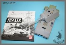 MR-35625   Abwehrflammenwerfer Pz.Kpf.Wg MAUS   (TAKOM)