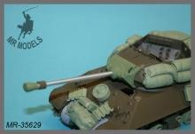 MR-35629  Gepäck und  Zubehör Achilles Mk.II Tank Destroyer   (TAMIYA)