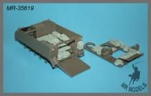 MR-35619  Gepäck und Zubehör M113A1 US Army Vietnam  No.1  (AFV CLUB)