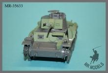 MR-35633   Panzerbefehlswagen 38(t) Ausf. E, F & G  spät   (TAMIYA)