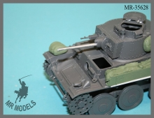 MR-35628 stowage and equipment Panzerkampfwagen 38(t) Ausf. E/F     (TAMIYA)