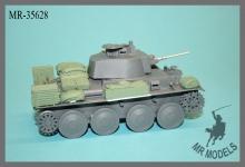 MR-35628  Gepäck und Zubehör Panzerkampfwagen 38(t) Ausf. E/F  (TAMIYA)