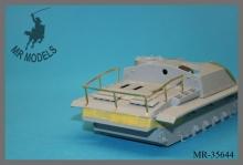 MR-35644 Gepäckset #1   Sturmhaubitze 42   (MBK / DAS WERK 2in1 kit)