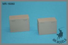 MR-16060  Ausrüstungs- und Gerätekisten, universal, Wehrmacht Set #3  (2 Stück)