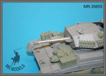 MR-35655  gun barrel L/43 57mm (6 pdr.) Mk. III Crusader III