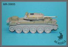 MR-35656  Geschützrohr 57mm (6 Pdr.) Mk.V für Crusader Mk.III (Border Models)